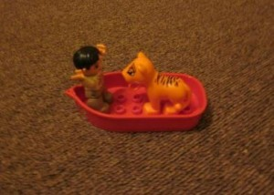 Life of Pi Duplo